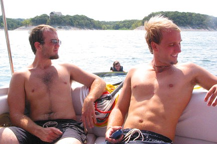 Hairy chested gay guys