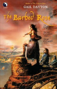 The Barbed Rose cover