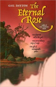 The Eternal Rose  Cover